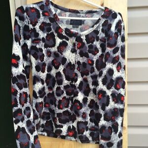 Gothic Tripp leopard sweater. Edmonton Edmonton Area image 1