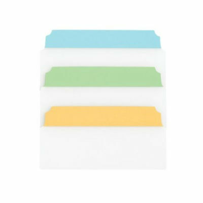 Martha Stewart Home Office Avery Note Tabs 3 X 1 12  48 Count Model 16480