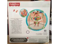 NEW in Box - Fisher Price Space Saver Rainforest Jungle Jumperoo