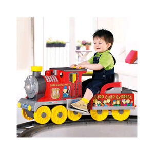 Battery Operated Peg Perego Ride On Train