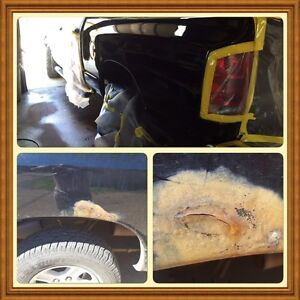 Body works- Painting ,Glass replacement