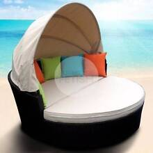 Outdoor Daybed 2 Pce Large Day Bed Outdoor Furniture Wicker Nerang Gold Coast West Preview