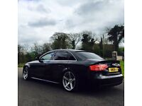 08 a4 sline kitted