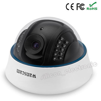 new wireless wifi ip wlan surveillance camera