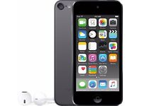 Apple iPod touch 6th Generation Gray (16GB)