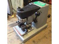 Silca club.jr key cutting machine in good working order