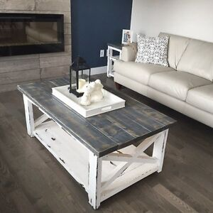 Locally made Farmhouse Living Room Set. (Sold. Can be ordered)