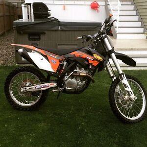 2012 KTM 350 sxf