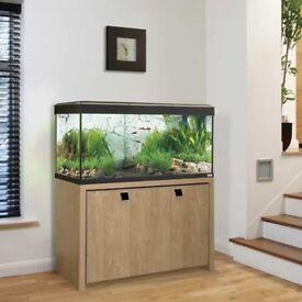 220 litre fluval aquarium