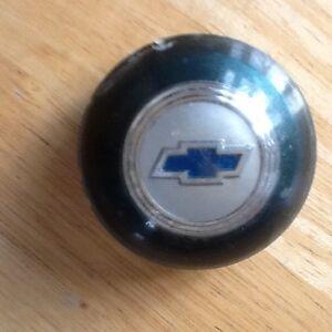 1949-50 Chevrolet Horn Ring Button Kitchener / Waterloo Kitchener Area image 4