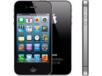 Apple iPhone 4s 8GB very good condition ( Unlocked )