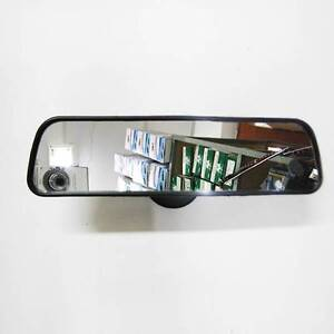 interior car wide rear view mirror 25cm adjustable suction adhesive windscreen ebay. Black Bedroom Furniture Sets. Home Design Ideas
