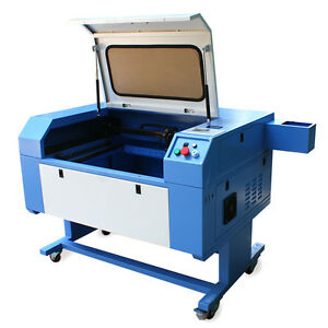 50W X700 Laser Cutting Engraving Machine For Non-Metal