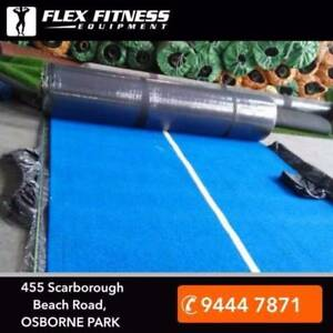 Synthetic Gym Turf 15mm - Various Different Sizes Available