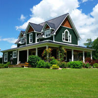 Belle maison campagne à louer/ Beautiful Country Home for Rent