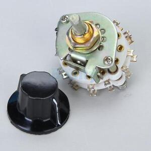 4-pole-5-Position-Throw-4P-5T-Ceramic-Rotary-Switch-for-RF-Power-Applications