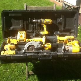 Dewalt tool kit