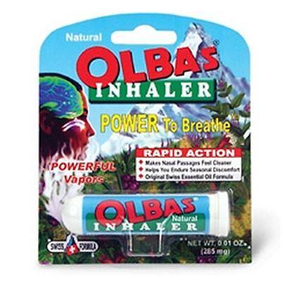 Olbas Aromatic Inhaler 0 01 Oz 1 Ea