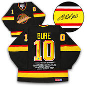 Pavel Bure Signed Jersey