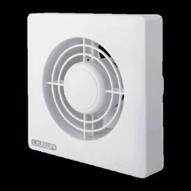 BRAND NEW Linear Series 4 Bathroom Fan With Pull Cord 240v