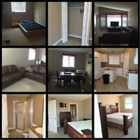 ~*~ FULLY FURNISHED 3 BDRM UPPER HOUSE w/ private parking!!!