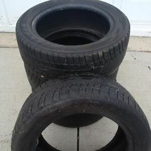 "16"" Triangle Snow Lion Winter Tires Kitchener / Waterloo Kitchener Area image 3"