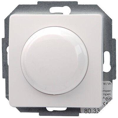 Kopp LED Dimmer HK05 Paris inkl. Abdeckung 7-110 VA Unterputz arktis-weiß