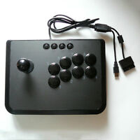 2 Mayflash PS2 PS3 PC USB Arcade Fighting Stick's $60 for Both