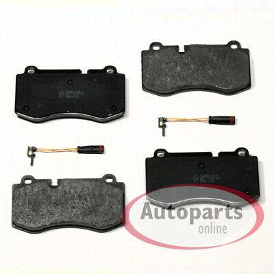 Mercedes S Klasse [W221] - Bremsklötze Bremsbeläge Bremsen für vorne Vorderachse