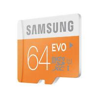 Samsung EVO 64gb Micro SD HC Class 10