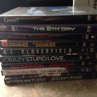 DVDS $2 EACH (FIRM)