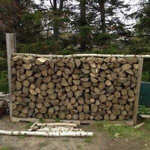 bois peuplier sec