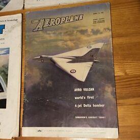 1950s Aviation Items