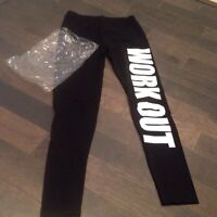 Workout Tights.