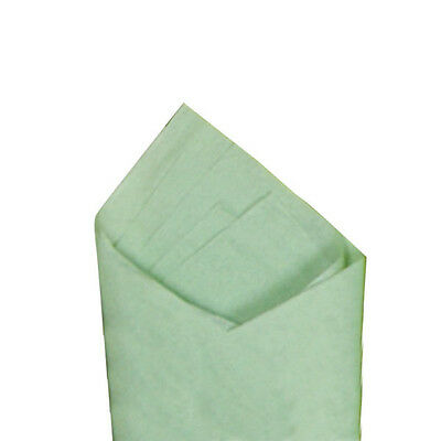24 Sheets Pack 20 X 30 Celery Green Quality Premium Grade Color Tissue Paper