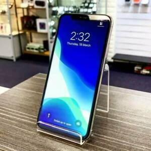 iPhone Xs Max 64G Silver Great Cond. INVOICE UNLOCKED WARRANTY AU