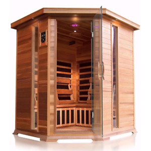 SAUNA- Carbon Heated Panels 3-4 Person
