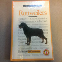 ROTTWEILERS  OWENERS HAND BOOK