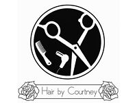 Hair By Courtney Mobile Hairdresser