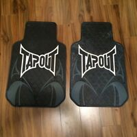 Tap out mats