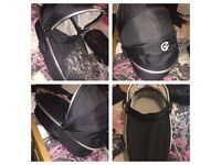 Oyster 2 + carrycot