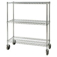 Commercial Restaurant Shelving for Food Products, Wine, and More