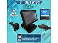 ePos System Touch Screen Brand New
