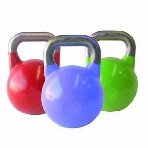NEW Competition Kettlebells All Sizes and $4.25/kg Malaga Swan Area Preview