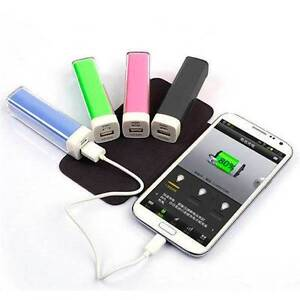 EXTERNAL BATTERY CHARGER - 10 PIECES FOR 40 $ Pyrmont Inner Sydney Preview