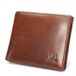 Brand new brown leather wallet