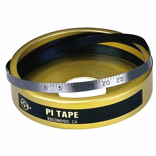"Pi Tape 12"" to 36"" Range Periphery Tape Measure"