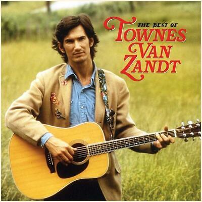 The Best Of Townes Van Zandt NEW Sealed Vinyl LP