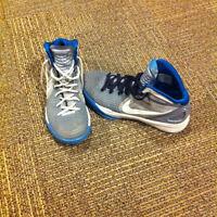 Hyper Dunks basketball shoes