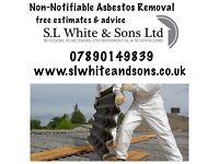 Builders, Plasterers, Asbestos Removal & more !